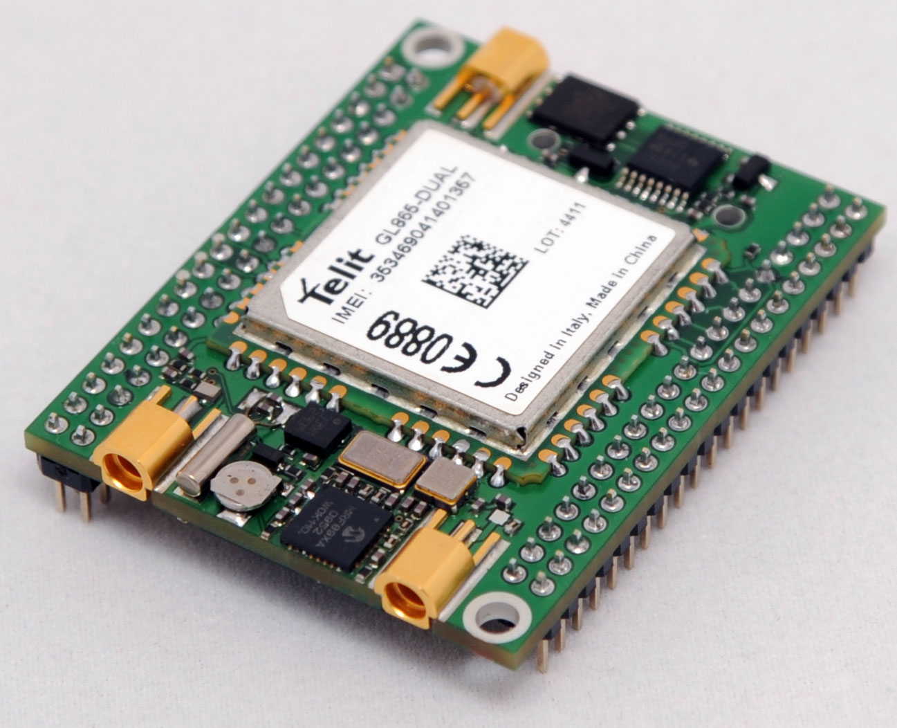 Gps4net Gps Gsm System In Package On Board Unit Platform Suitable Circuit
